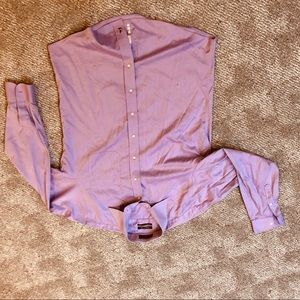 Purple Nordstrom dress shirt